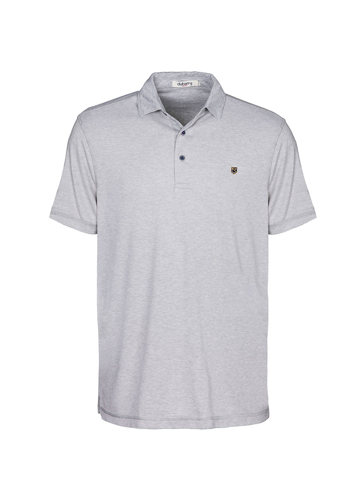 Dubarry_ Drumcliff Polo Shirt - Shale_Image_2