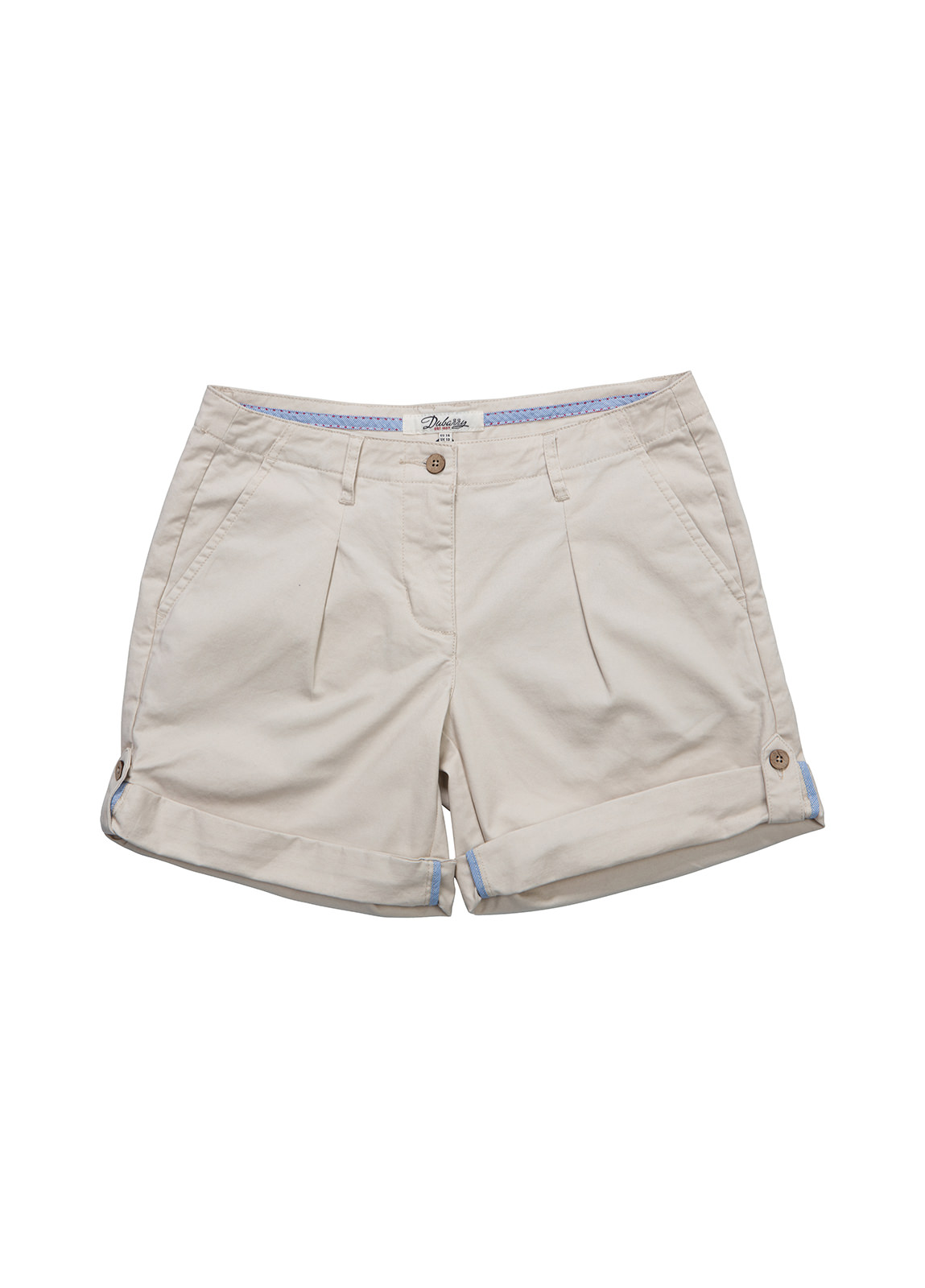 Dubarry_ Summerhill ladies shorts - Oyster_Image_2