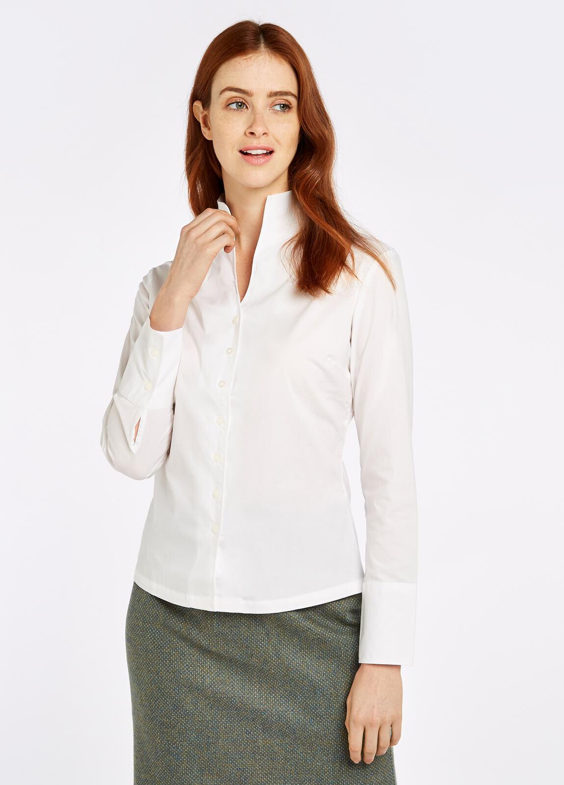 Snowdrop_Shirt_White_on_model