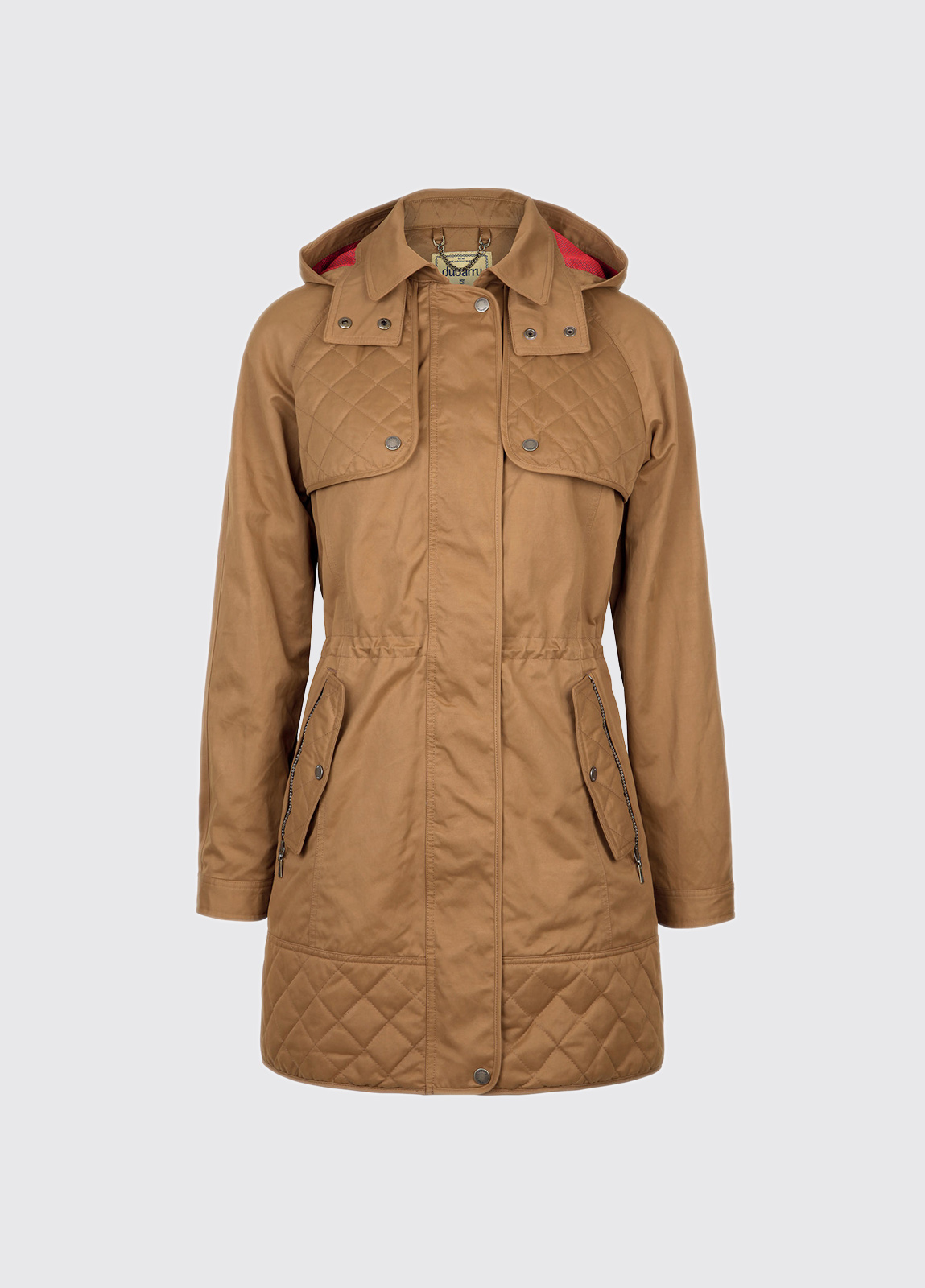 Barrington Wasserdichte Damen Jacke Poppy