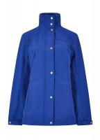 Aran Jacket - Royal Blue