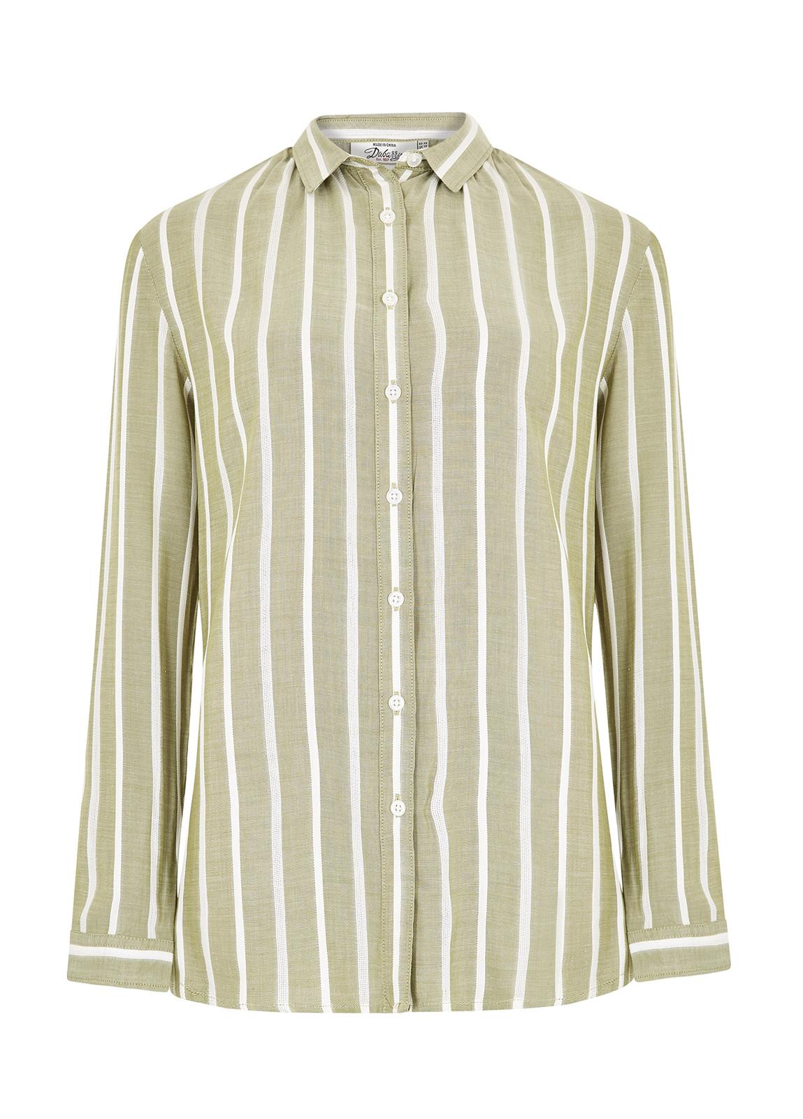 Dubarry_Violet Shirt - Tobacco_Image_2