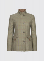 Heatherbell Tweed Jacket - Acorn