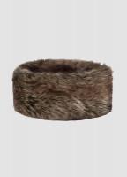 Faux Fur Headband - Elk