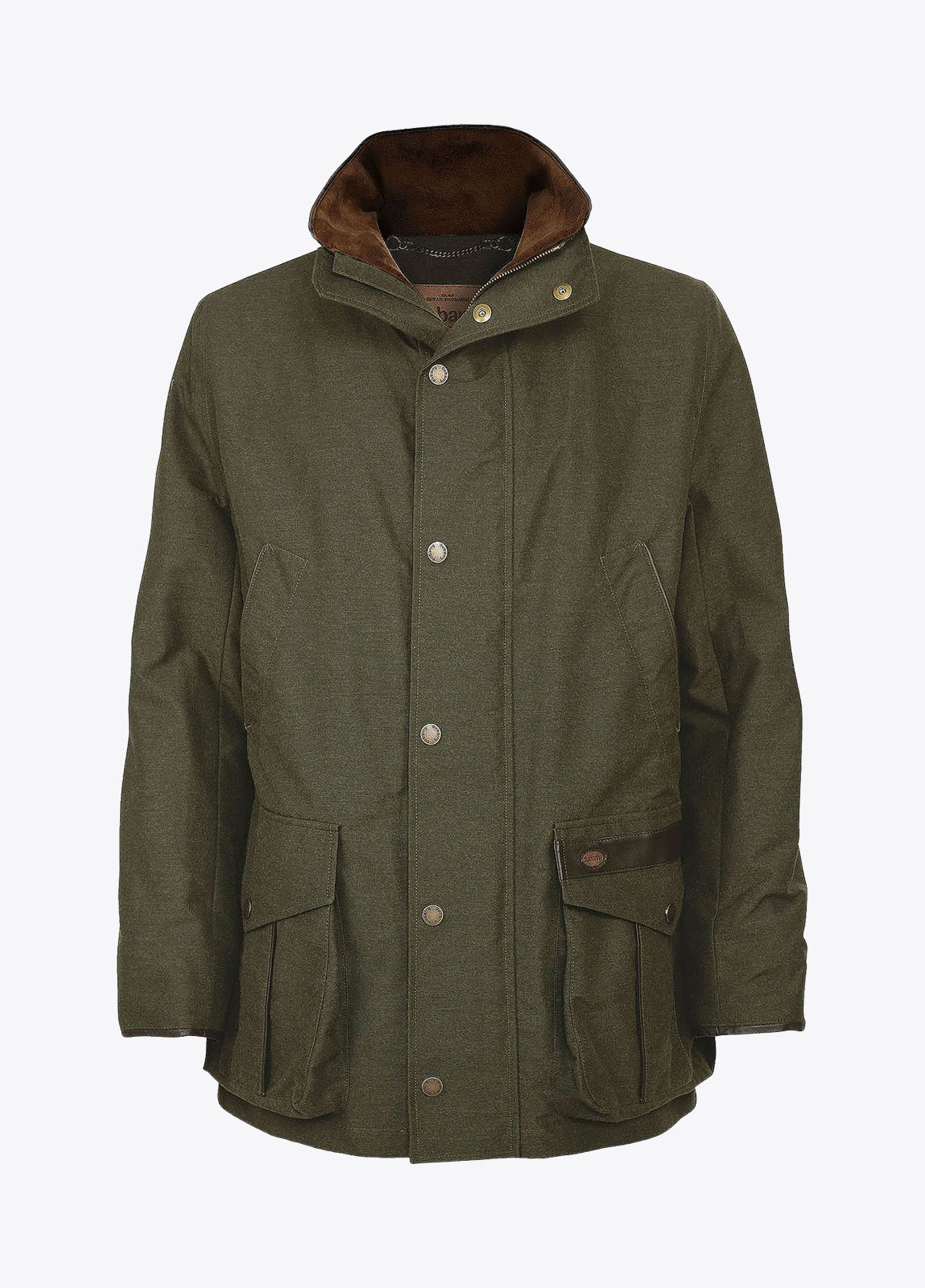 Rathmullan Sports Jacket - Dark Olive