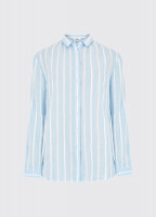 Violet Shirt - Pale Blue