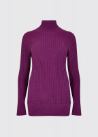 Cormack Women's sweater - Berry
