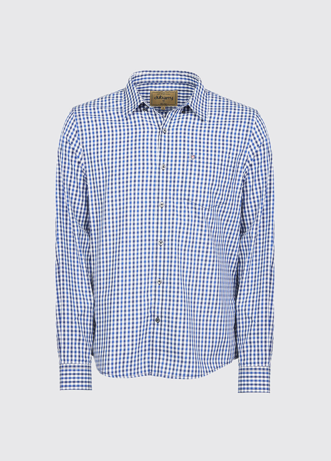 Allenwood Men's Shirt - Blue Multi