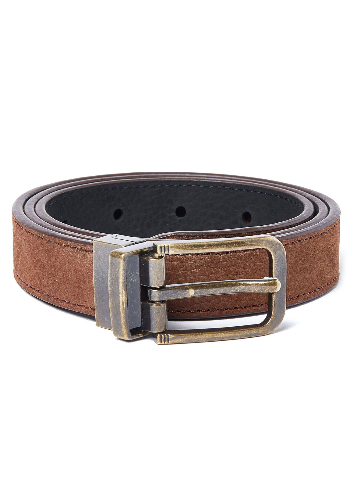 Foynes_Leather_Belt__Walnut_Image_1