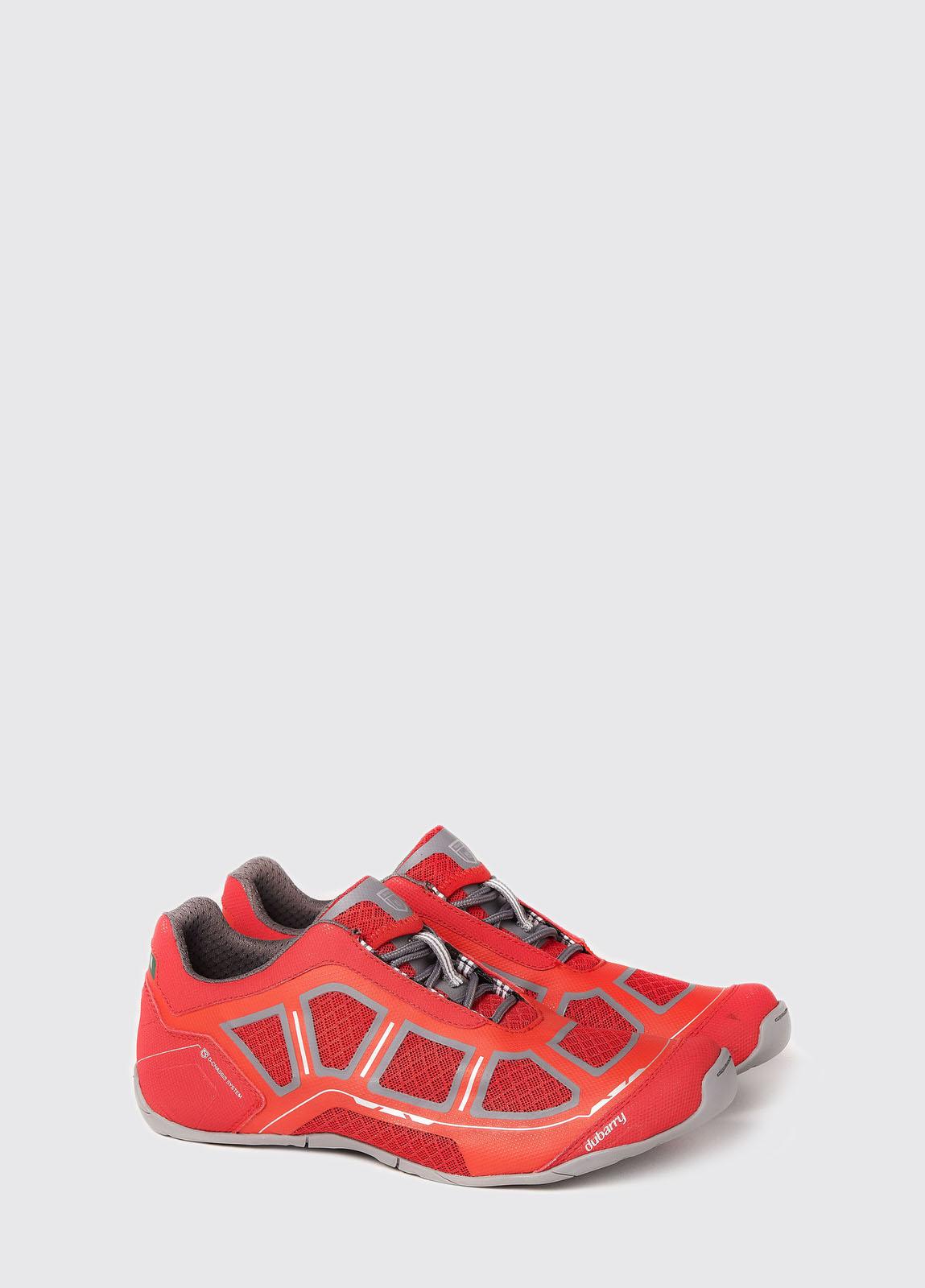 Easkey Sailing Shoe - Red