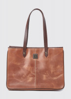 Loughrea Tote Bag - Chestnut