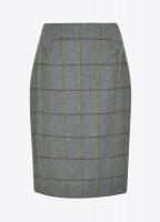 Fern Tweed Skirt - Sorrel