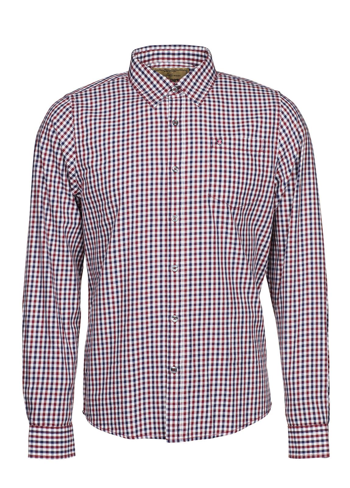 Dubarry_ Allenwood Men's Shirt - Malbec_Image_2