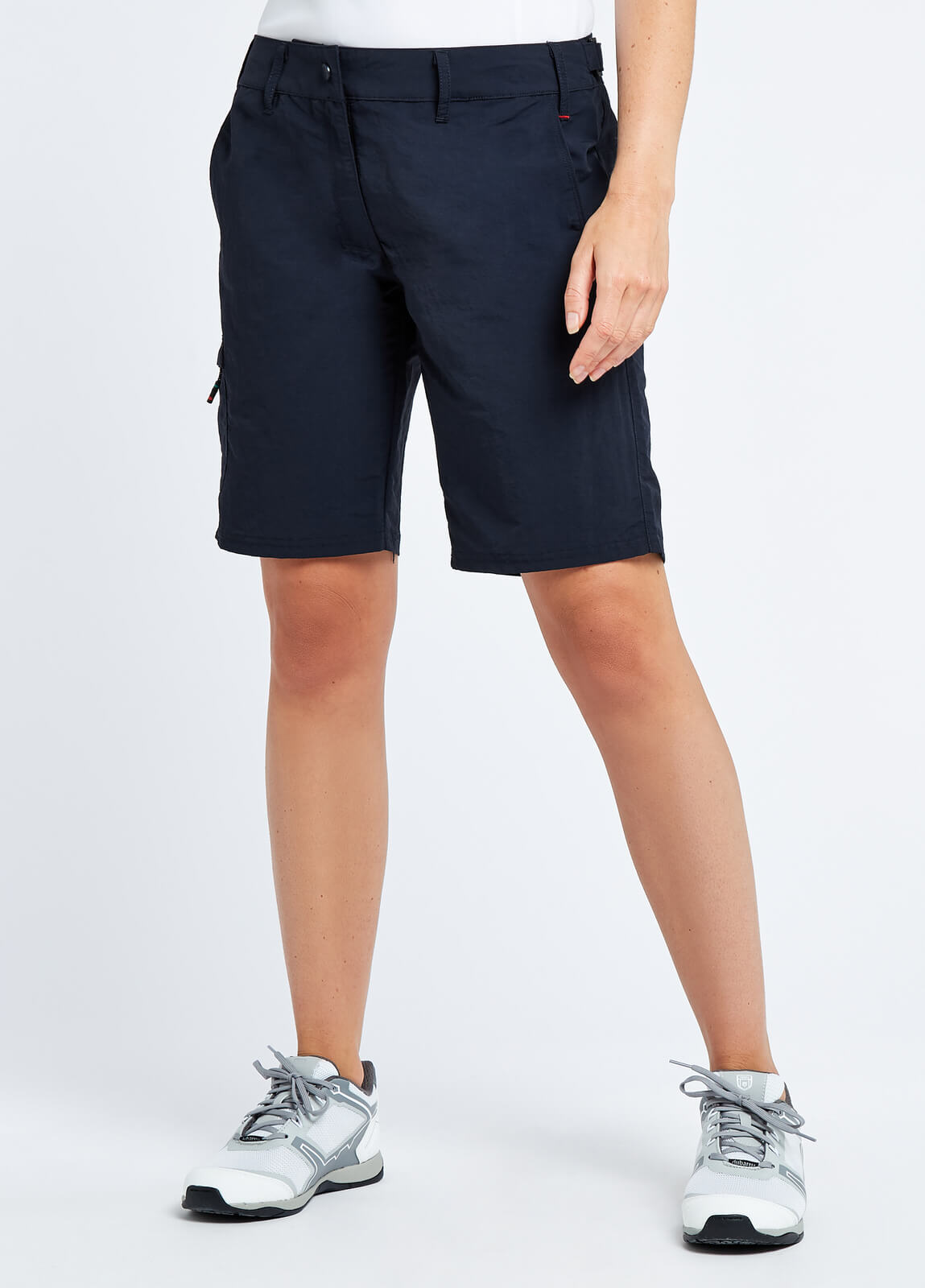 Minorca Womens Crew Shorts - Navy