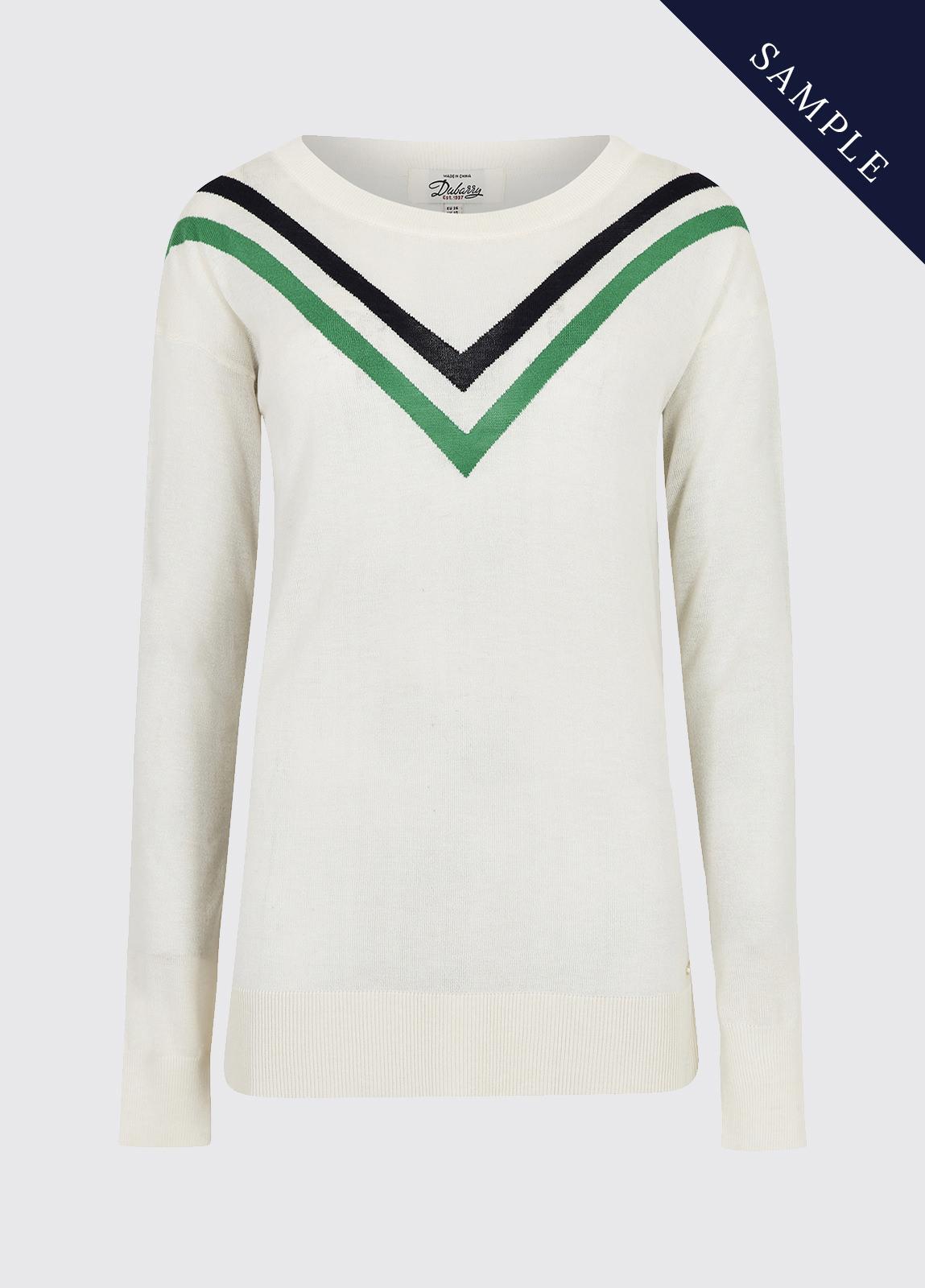 Ballybrit Sweater - White - EU 36