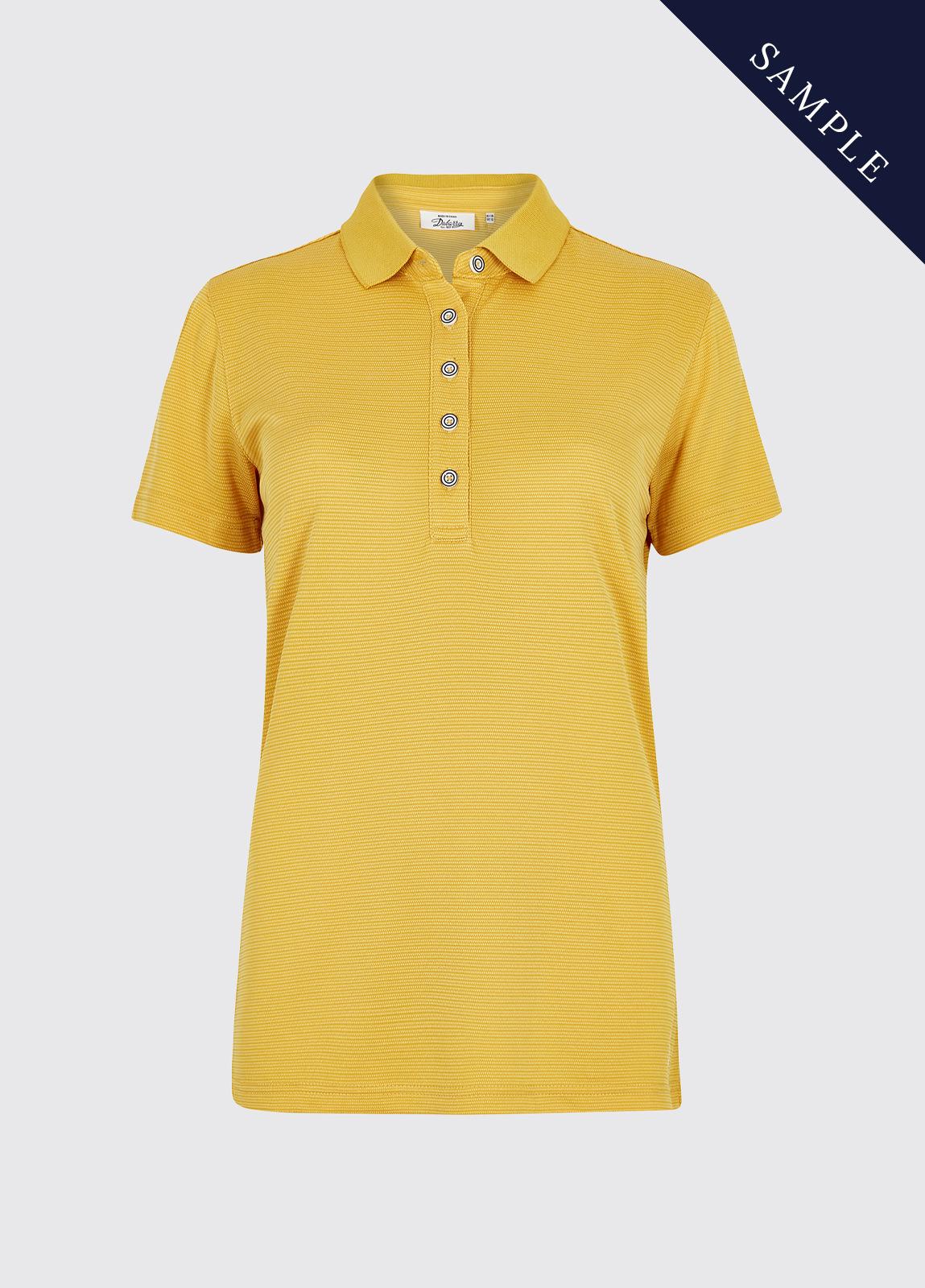 Edenderry Polo Shirt - Sunflower - EU 36
