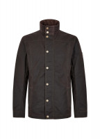 Carrickfergus Waxed Jacket - Java