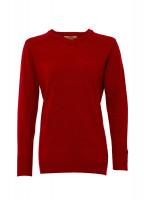 Ballycastle Sweater - Cardinal