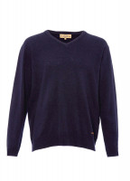 Kilduff V-Neck Sweater - Navy