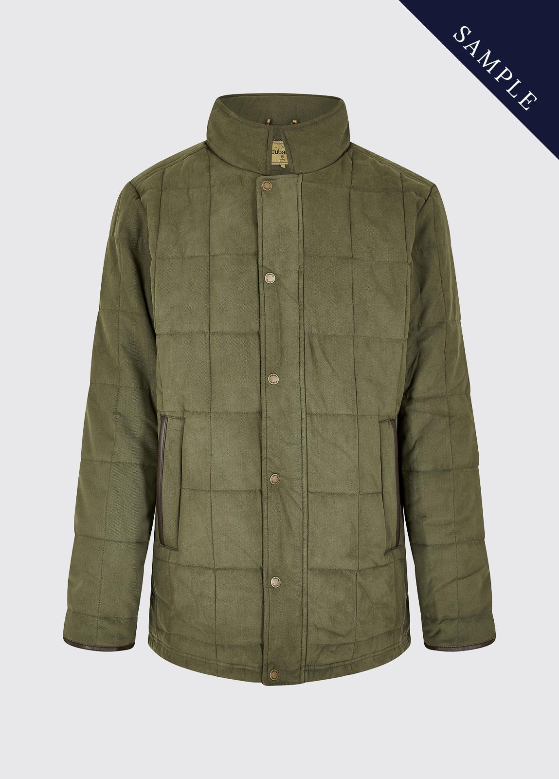 Dunboyne - Dusky Green - Size Medium
