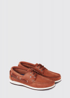 Commodore XLT Deck Shoe - Chestnut
