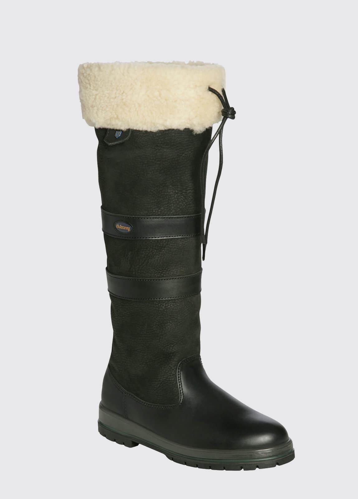 Kilternan Country Boot - Black