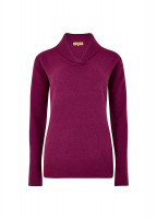 Dunaghmore Sweater - Berry