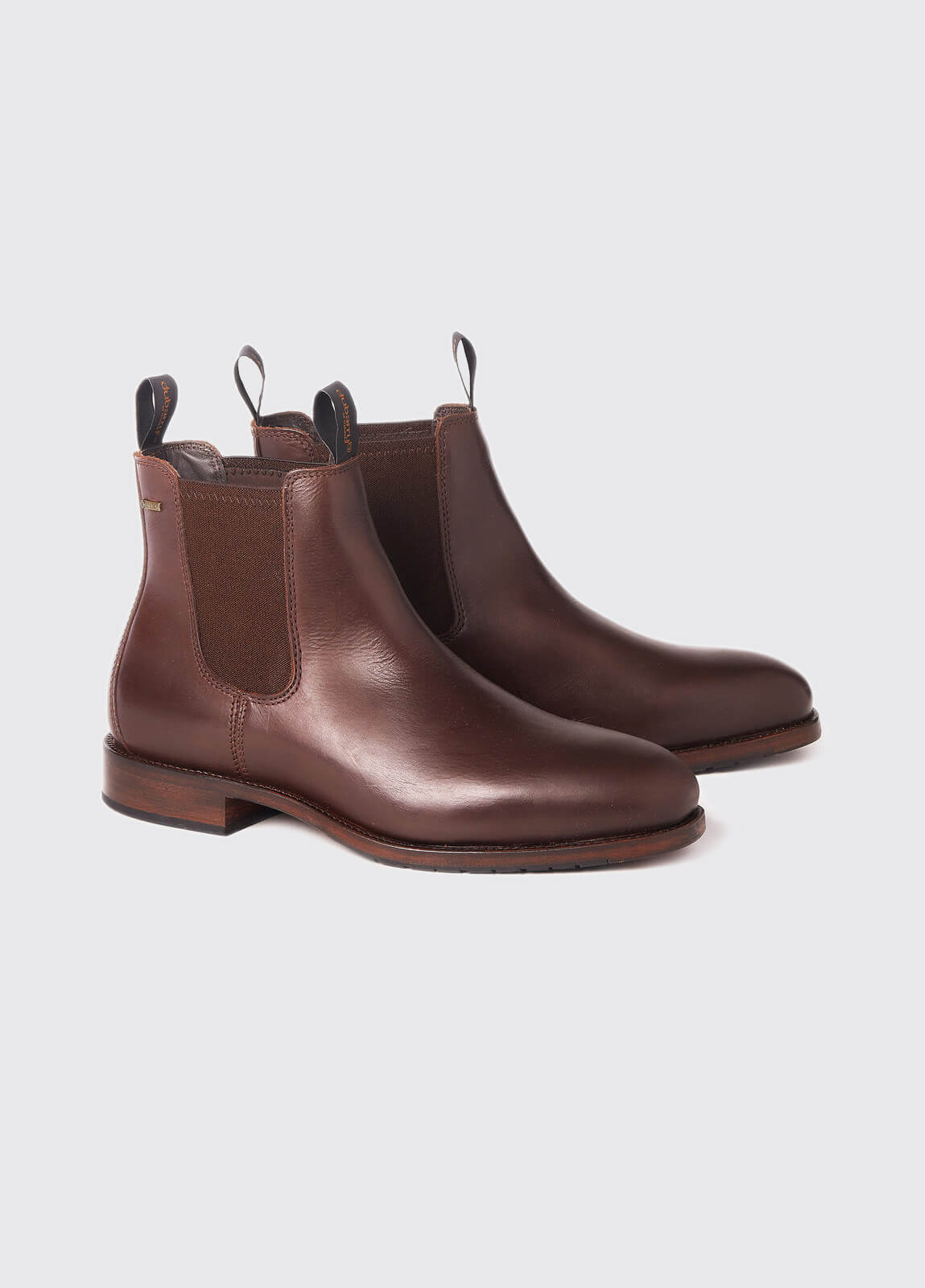 Kerry Leather Soled Boot - Mahogany