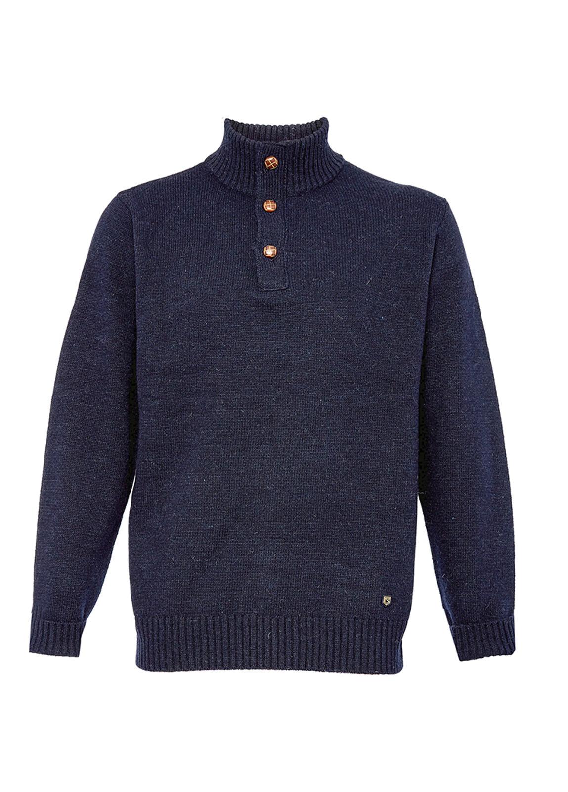 Mallon Sweater - Navy