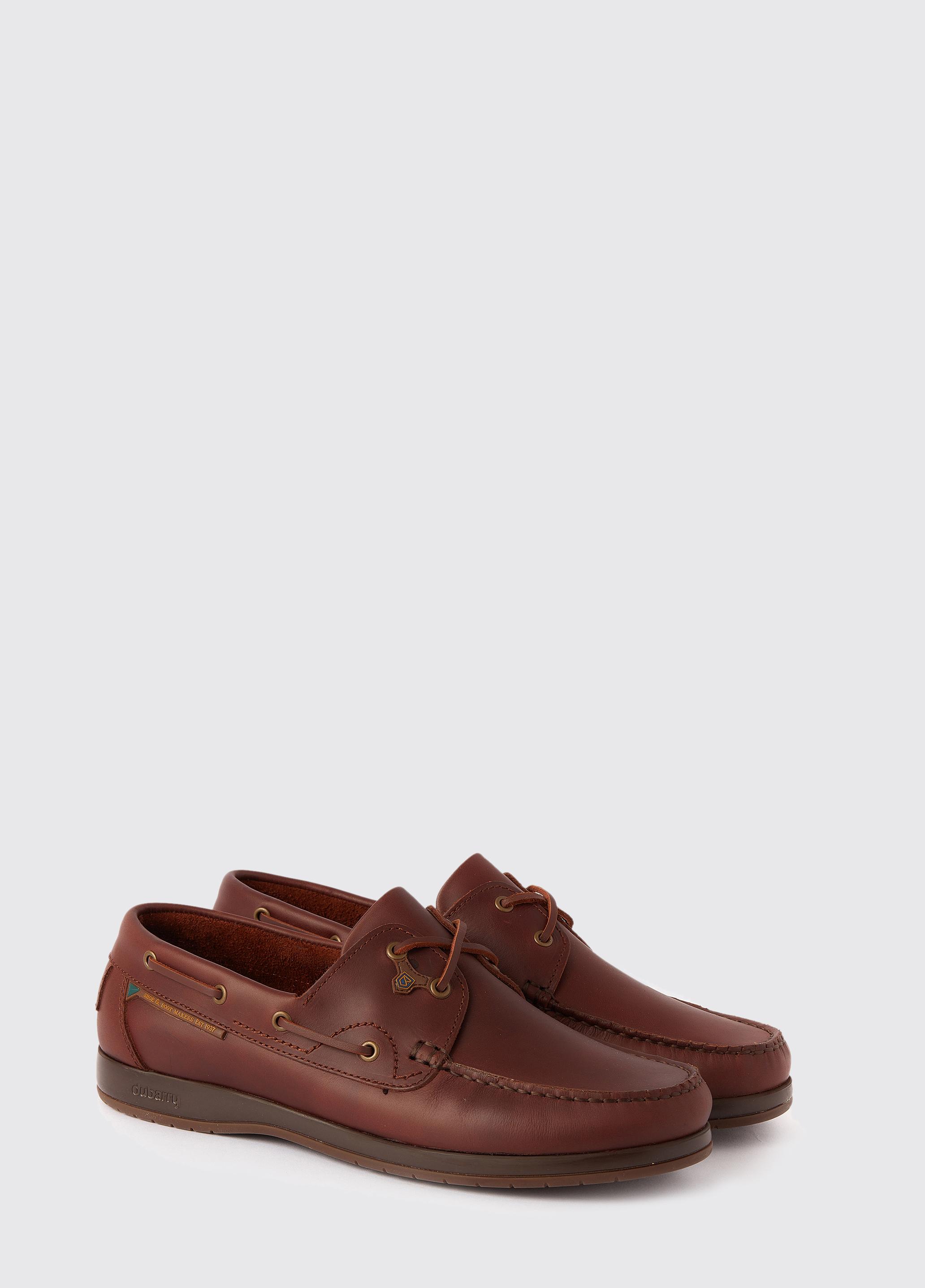 Sailmaker X LT Deck Shoe - Mahogany