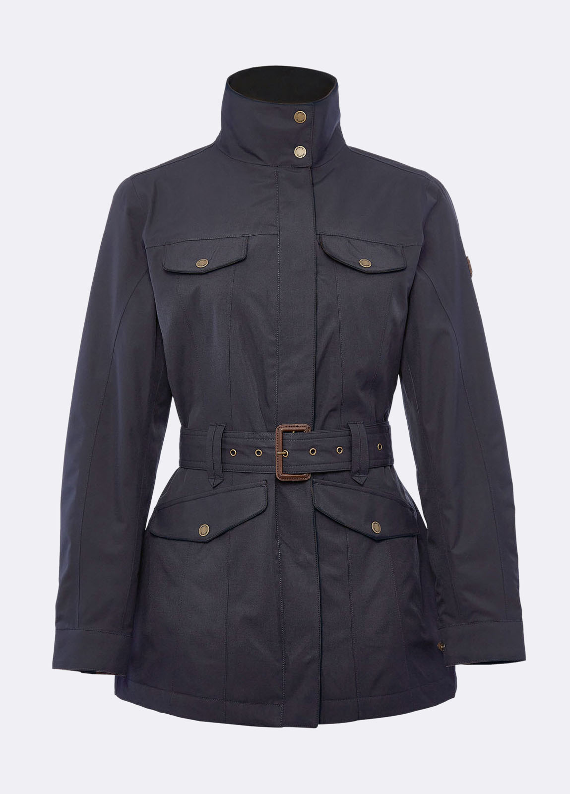 Friel_Utility_Jacket_Navy_on_model