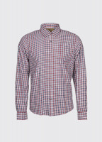 Allenwood Men's Shirt - Malbec