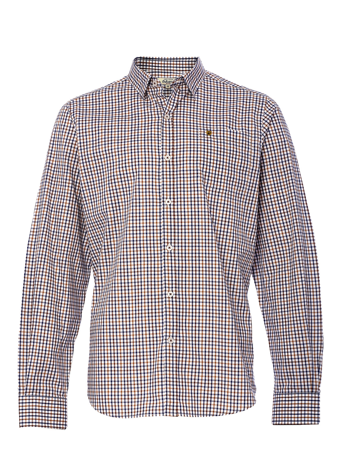 Dubarry_ Ballincollig shirt - Tobacco_Image_2
