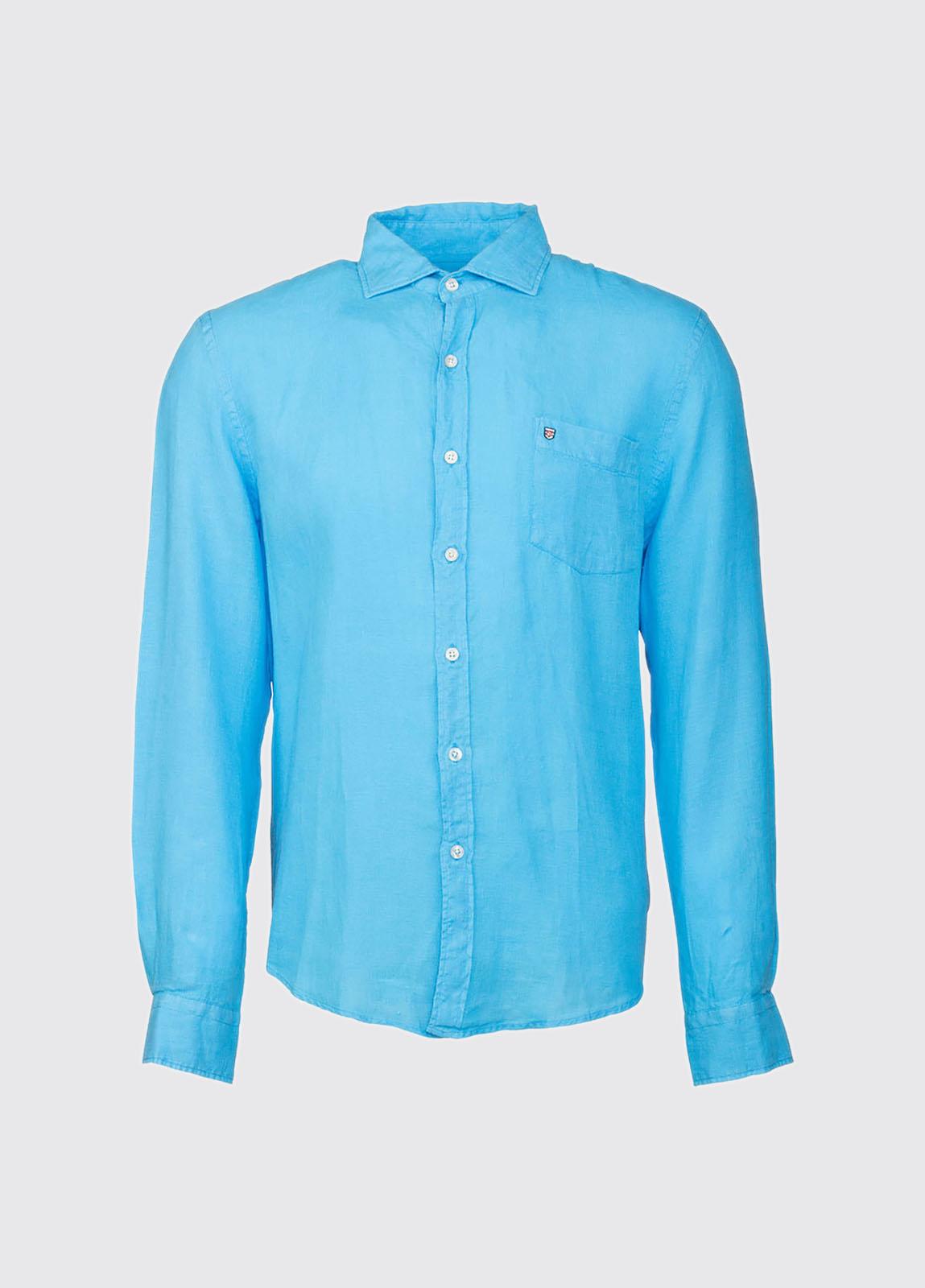 Midleton Mens Shirt - Blue