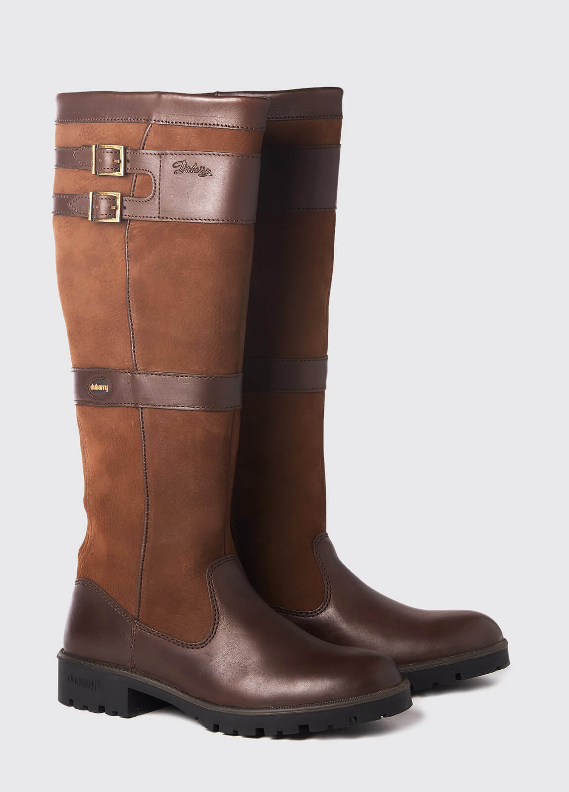 Longford Country Boot - Walnut