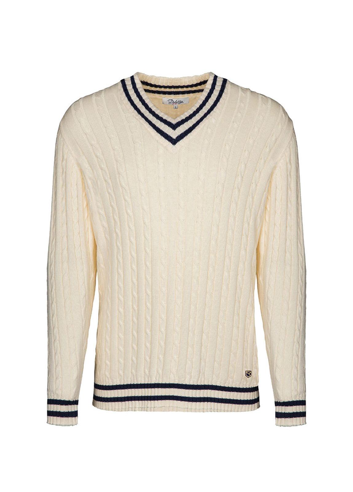 Dubarry_ Rosbeg Sweater - Sail White_Image_2