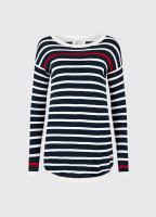 Abbeyside Sweater - Navy Multi