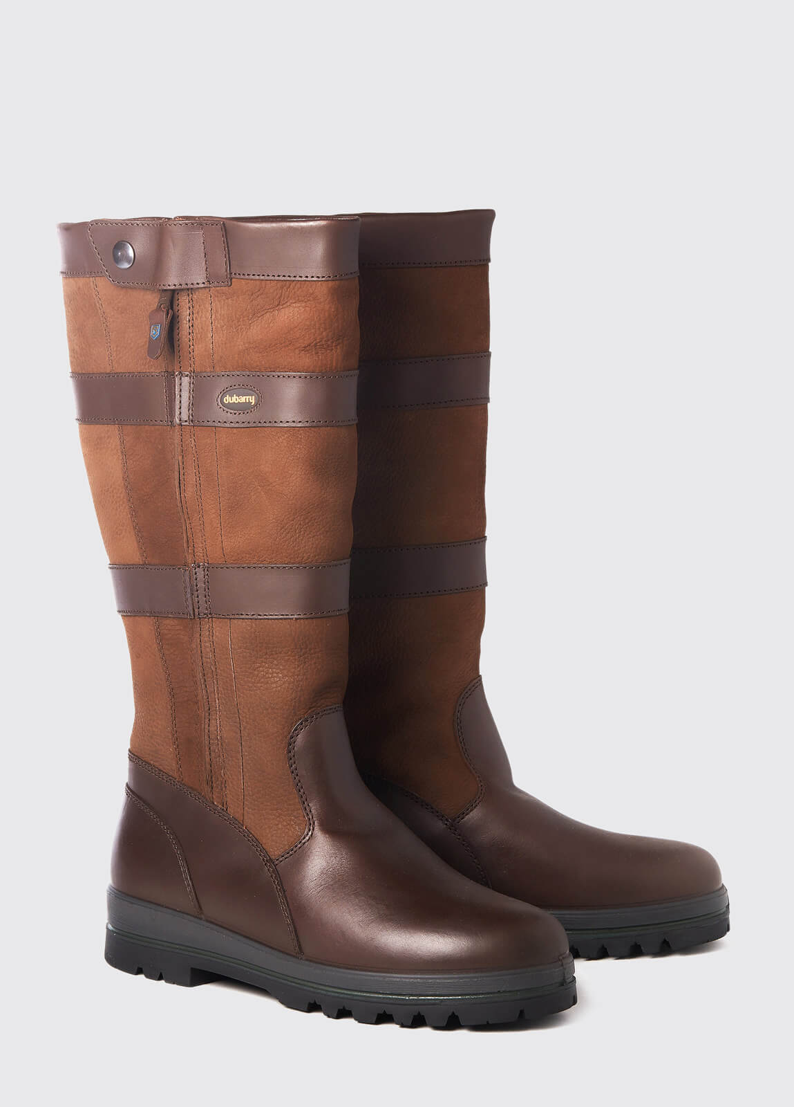 Wexford Country Boot - Walnut