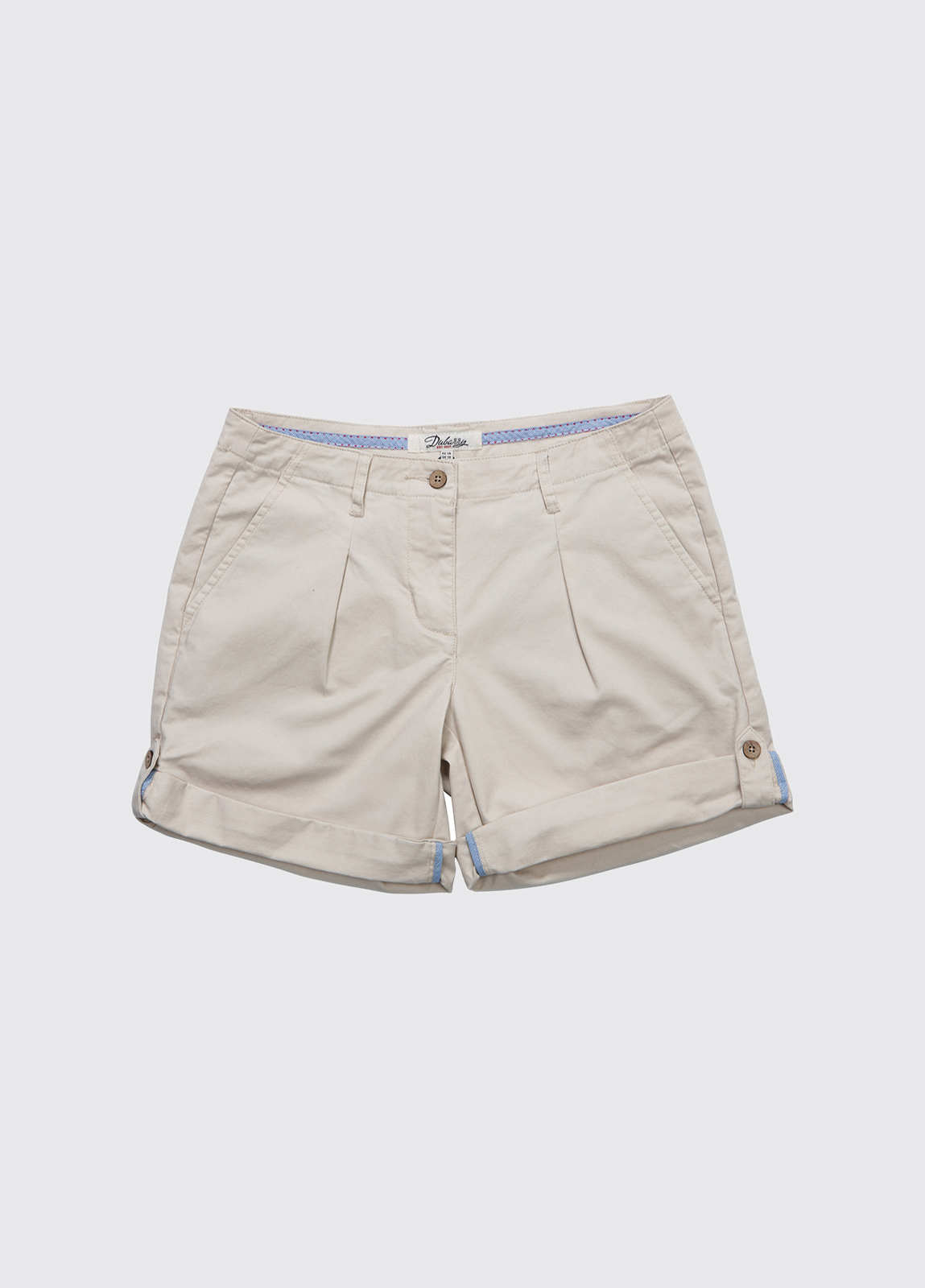 Summerhill ladies shorts - Oyster