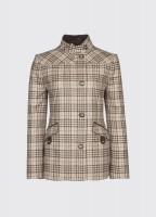 Heatherbell Tweed Jacket - Pebble