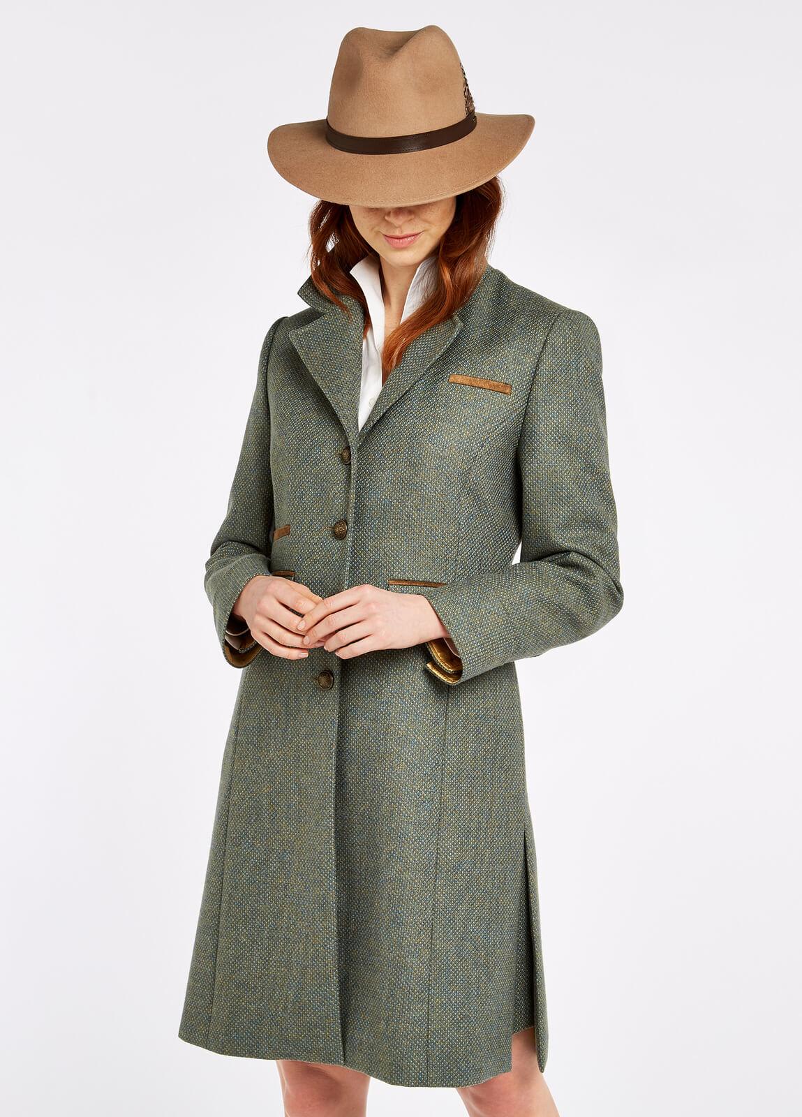Dubarry_Blackthorn_Tweed_Jacket_Rowan_on_model_2