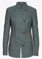Willow Tweed Jacket - Mist