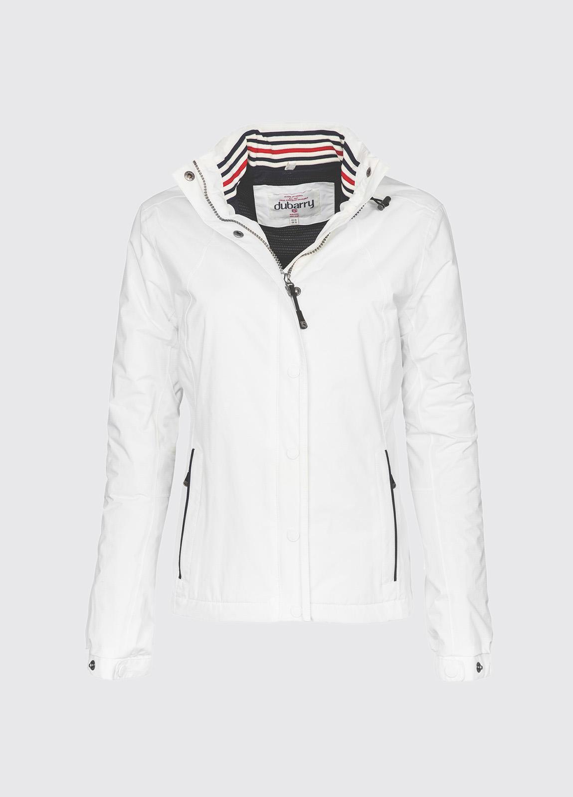 Lecarrow Jacket - Sail White