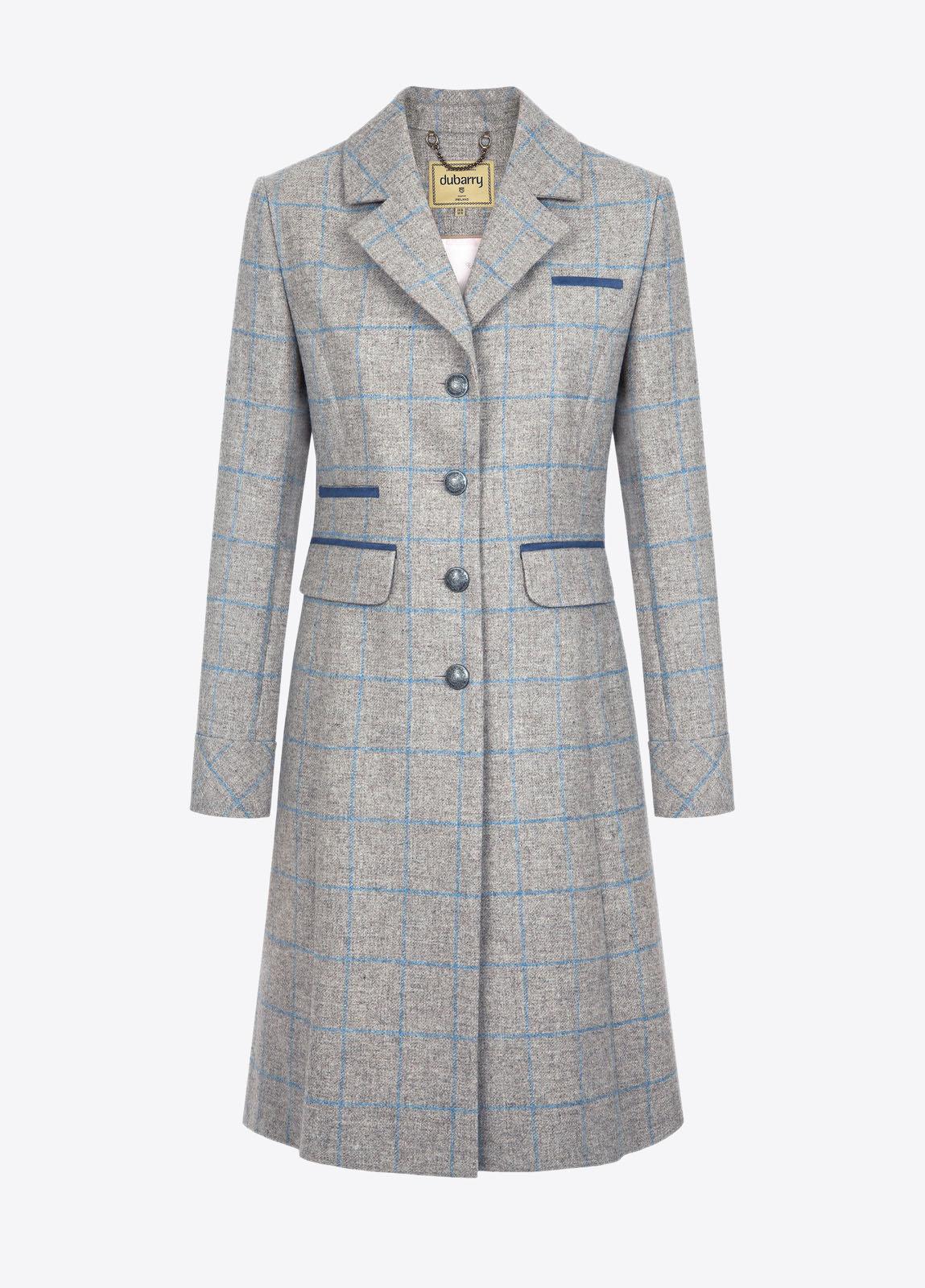 Blackthorn Tweed Jacket - Shale
