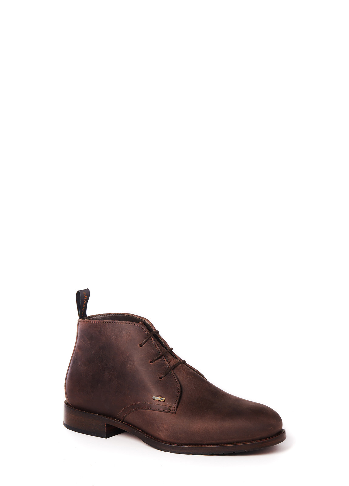 Dubarry_Waterville Mid Top Leather Boot - Old Rum_Image_1