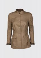 Malahide Women's Linen Jacket - Sage