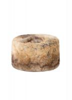 Avoca Faux Fur Hat - Chinchilla