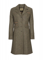 Blackthorn Tweed Jacket - Heath