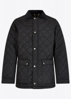 Adare Quilted Jacket - Black