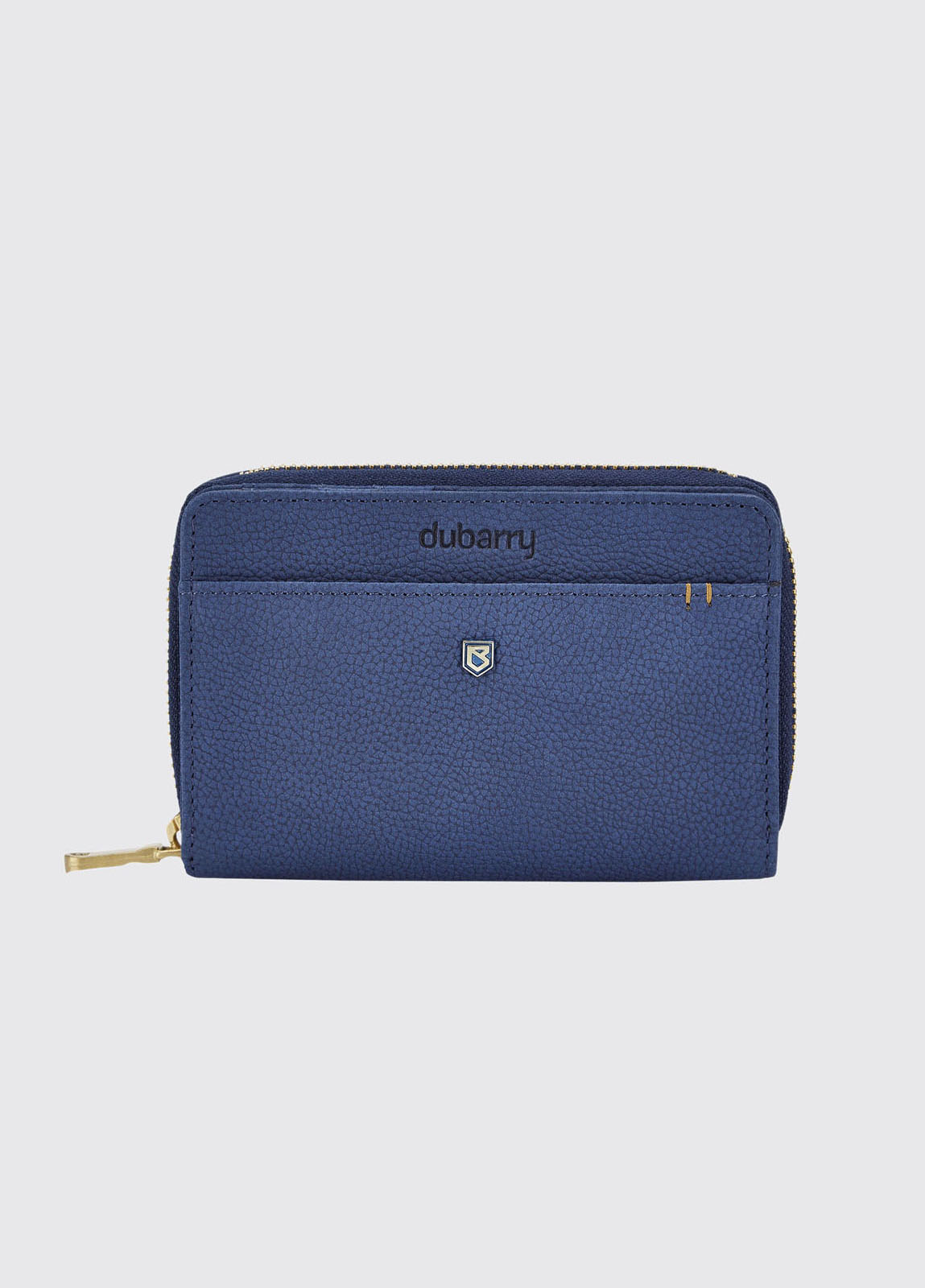 Portrush Leather Wallet - Royal Blue